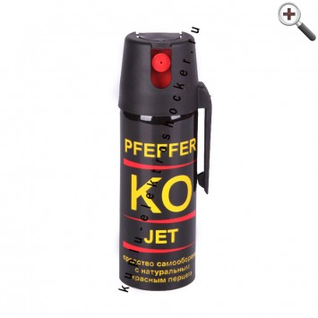 Газовый баллончик PFEFFER KO JET 50 мл.